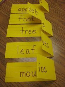 Teaching Ideas. Like this kinesthetic stretegy