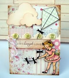 A Project by Char4355 from our Scrapbooking Cardmaking Galleries originally submitted 06/13/11 at 11:47 AM