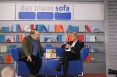 Umberto Eco im Gespräch mit Wolfgang Herles Umberto Eco, Sofa, Home Decor, Blue, Settee, Decoration Home, Room Decor, Couch, Home Interior Design