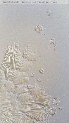 «Rumi Remixed» Series - n6 detail | domitilla biondi paper carving  _______ #papercarving #papercut #paperwork #paperpoetry #minimal #basrelief #miniature #white #shadowart #italianartist #japaneseart #harmonia #beauty #spirituality #paperporn #magnifique #light #love #abstract #stars