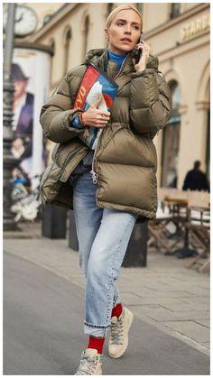 Winter Fashion Outfits, Fashion Weeks, Fashion 2020, Look Fashion, Autumn Winter Fashion, College Fashion, Korean Fashion, Fashion Tips, Outfit Stile