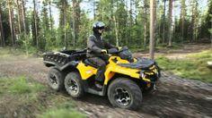 Триосното ATV Can-Am Outlander 6x6 вече е в България