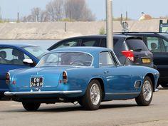 1960 - Maserati 3500 GT - rear side
