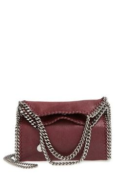 7a4413594 Stella McCartney 'Mini Falabella - Shaggy Deer' Faux Leather Tote available  at #Nordstrom