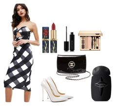 """004"" by bejza11 ❤ liked on Polyvore featuring ASOS, Jimmy Choo, Chanel and Marc Jacobs"