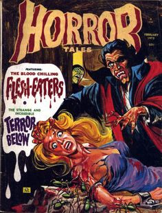 Horror Tales - Vol. #5 Issue #1 (Feb. 1973)