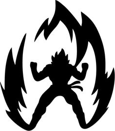 Every need a little extra power? Now you can have it with this Dragon Ball Z - Super Saiyan Goku decal. It's a perfect wan to give yourself and others around you the little power up we all need once in a while.