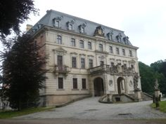 Schloß und Park Altdöbern - Schloß