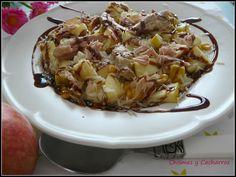 Recetas de cocina fáciles, rápidas, caseras, postres fáciles, tartas.  Thermomix, Olla Gm. Cocina de León.