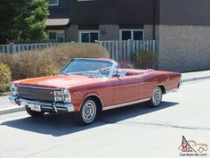 1966 ford galaxie 7 litre - Google Search
