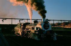 South African Steam: Rovos Rail Reminiscences Part 2 South African Railways, Rail Train, Steam Railway, Steam Locomotive, Trains, Train