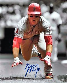 Mike Trout, 27, ANGELS