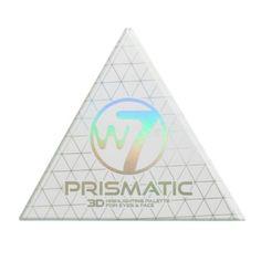 W7 Prismatic 3D Highlighting Palette