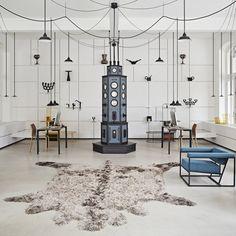 Design Exposed  http://www.weheart.co.uk/2014/03/17/roderick-vos-showroom-den-bosch-netherlands/
