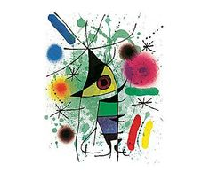 ART GALLERY: Cuadro  El pez cantor
