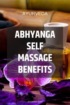 Learn about Abhyanga Self Massage Benefits for your health.Our skin is our largest organ and its purpose is to protect our interior from all of these harmful products. We need to do everything we can to keep that skin working properly. Ayurvedic Healing, Ayurvedic Medicine, Holistic Medicine, Ayurvedic Recipes, Work Stress, Stress And Anxiety, Muscle Atrophy, Ayurveda Yoga, Massage Benefits