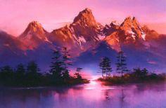 """""""Grand Teton Sunrise"""""""