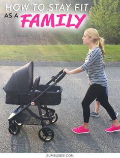 Getting fit as a family can be fun and easy with these tips from Bee Active expert Presley Salmon.