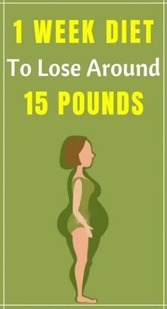 The One-Week Diet Plan To Lose 15 Pounds Naturally At Home. People constantly looking for a different tips and tricks that will them get rid of surplus weight. It's important to know that you'll be able to lose weight naturally. Quick Weight Loss Tips, Weight Loss Help, Diet Plans To Lose Weight, Weight Loss Plans, How To Lose Weight Fast, Weight Gain, Reduce Weight, Body Weight, Not Losing Weight