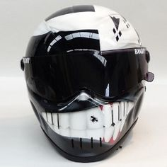 Badass Motorcycle Helmets