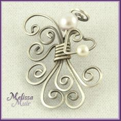 Wire Angel Jewelry - Melissa Muir