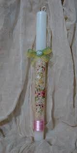 Αποτέλεσμα εικόνας για αμμος για ντεκουπαζ Rolling Pin, Candle Holders, Candles, Porta Velas, Candy, Candle Sticks, Candlesticks, Candle, Candle Stand