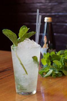 Mojito  #Cocktails #Recipes #Schweppes