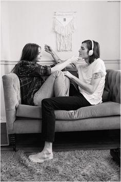 Real Life Model Couple Marcel Castenmiller & Ali Michael Celebrate…