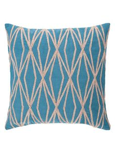 Dominion Decorative Pillow by Surya at Gilt