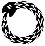 The Ouroboros often represents self-reflexivity or cyclicality, especially in the sense of something constantly re-creating itself, the eternal return, and other things perceived as cycles that begin anew as soon as they end.