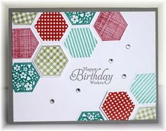 Scrappin' and Stampin' in GJ: June 2013