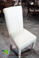 Parsons Chair - White