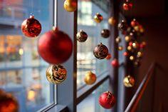 Christmas windows christmas window decorations and elf on the shelf