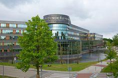 Lelystad,my hometown in Flevoland.Province House