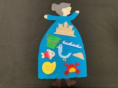 There Was An Old Lady Who Swallowed a Shell – Storytime Shenanigans Flannel Board Stories, Felt Board Stories, Felt Stories, Flannel Boards, Swallowed A Fly, Pete The Cats, Flannel Friday, Sequencing Activities, Author Studies
