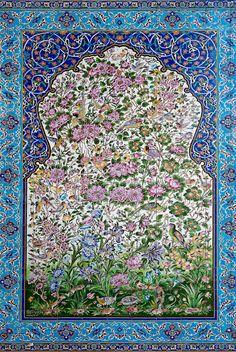 PhotoDune traditional persian ceramic tiles in isfahan iran 575540