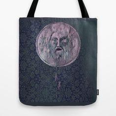 bocca della verita - vintage Tote Bag by Ninamelusina - $22.00