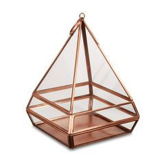 Copper Octagonal Lantern