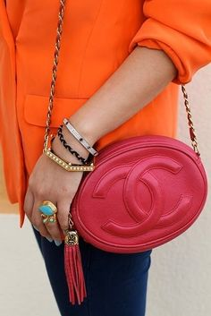 Chanel Purse by glossylipz
