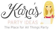 Kara's Party Ideas Tropical Hawaiian Flamingo Party | Kara's Party Ideas