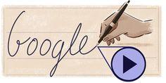 Il y a 117 ans naissait Ladislao José Biro - Inventeur du stylo à bille.