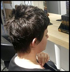 Short And Modern Hairstyles Modern Hairstyles, Female Models, Short Hair Styles, Mens Fashion, Women, Bob Styles, Moda Masculina, Girl Models, Men Fashion