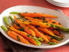 Honey Glazed Carrots from CookingChannelTV.com