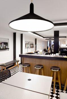 craft cafe in Paris
