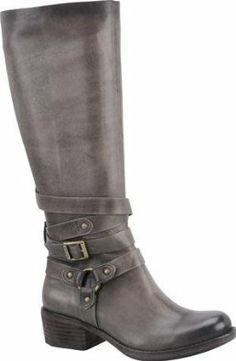 Amazon.com: Kork-Ease Women's Tyler Tall Boot with Buckle: Shoes