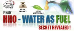 Use Water as fuel and save money upto 50%