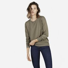 The French Terry - Everlane. $40