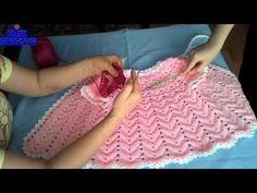 Pembe Bebek Yeleğinin Detaylı Anlatımı - YouTube