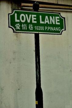 Heart. Georgetown, Penang, Malaysia.
