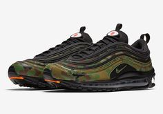 the best attitude 8cb30 c8728 Nike is closing out the run of Air Max 97 colorways in 2017 with a  collection